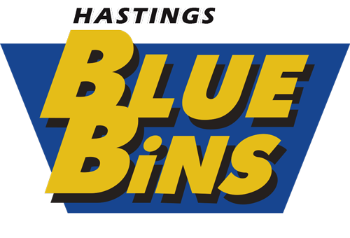 Hastings Blue Bins