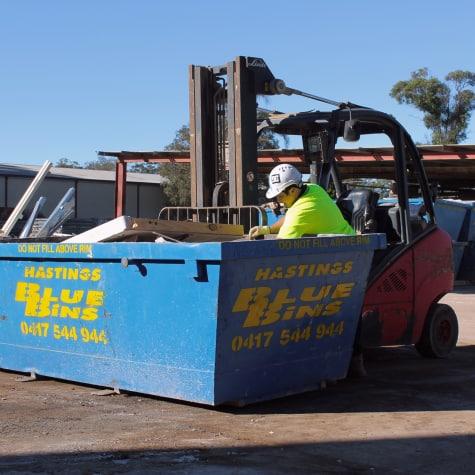 About Aus Blue Bins